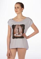 So Danca Camiseta 'My Lifeƒ Violeta. [Violeta]