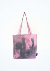 Bolsa de Danza de Tela Danzarte Rosa. [Rosa]