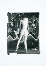 Funda Graffitti para iPad 2* Gris. [Gris]