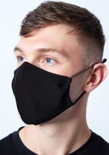 Pack de mascarilla facial negra para hombre Move Dance - Paquete de 2 FLO Delante-1 [FLO]
