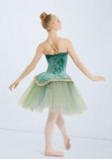 Weissman Dancing In The Dark Verde trasera. [Verde]