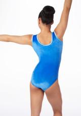 Maillot de gimnasia Jamila GYM30 Tappers & Pointers Azul #2. [Azul]