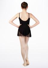 Maillot Ballet Nina con Falda So Danca Negro #2. [Negro]