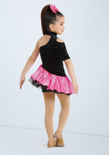 Weissman I Wanna Dance With Somebody Rosa trasera. [Rosa]