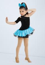 Weissman I Wanna Dance With Somebody Azul frontal. [Azul]