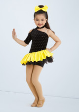 Weissman I Wanna Dance With Somebody Amarillo frontal. [Amarillo]