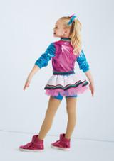 Weissman Everyday Popstars Azul-Rosa trasera. [Azul-Rosa]