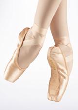 Puntas de Ballet Recital II Sansha Rosa #2. [Rosa]