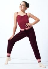 Joggers de danza de punto Ultra para adolescentes Move Dance Fico  Delante-1 [Fico ]