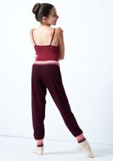 Joggers de danza de punto Ultra para adolescentes Move Dance Fico  Detrás-1 [Fico ]