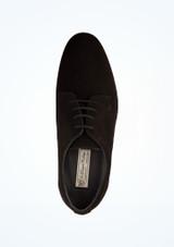 Zapato de baile Colt para hombre Werner Kern Negro superior. [Negro]