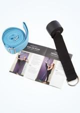 Banda de flexibilidad para la puerta Tendu Negro Azul Delante-2 [Negro Azul]