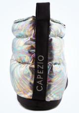 Botín de calentamiento Capezio Multicolor Detrás-1 [Multicolor]
