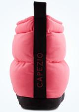 Botín de calentamiento Capezio Multicolor Detrás-2 [Multicolor]