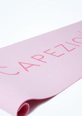 Esterilla Yoga Capezio Rosa  Delante-2 [Rosa ]
