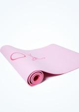 Esterilla Yoga Capezio Rosa  Lado-1 [Rosa ]