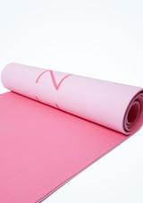 Esterilla Yoga Capezio Rosa  Lado-2 [Rosa ]