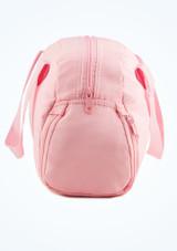 Bolsa Pretty Capezio Rosa Claro  Lado-1 [Rosa Claro ]