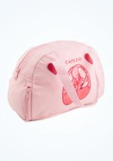 Bolsa Pretty Capezio Rosa Claro  Delante-3 [Rosa Claro ]