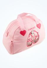 Bolsa Pretty Capezio Rosa Claro  Delante-2 [Rosa Claro ]