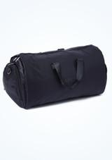 Bolsa de lona para ropa Capezio Negro  Delante-1 [Negro ]