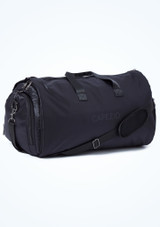 Bolsa de lona para ropa Capezio Negro  Delante-3 [Negro ]