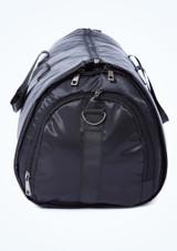 Bolsa de lona para ropa Capezio Negro  Lado-1 [Negro ]