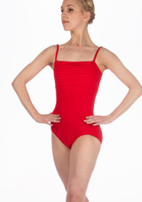 Maillot Ballet Gala Gaynor Minden Rojo. [Rojo]