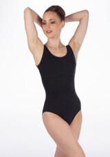 Maillot Ballet Cruzado Confirmes Repetto Negro #3. [Negro]