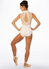 Maillot Ballet con Cuello Alto Anabelle So Danca