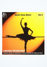 Laurent Choukroun Ballet Class Music Vol 3 frontal.