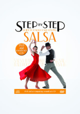 Step By Step Guide to Salsa DVD