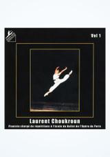 Laurent Choukroun Ballet Class Music Vol 1 frontal.