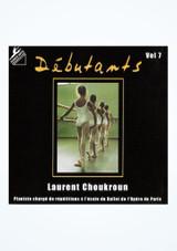 Laurent Choukroun Ballet Class Music Vol 7 frontal.