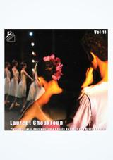 Laurent Choukroun Ballet Class Music Vol 11 frontal.