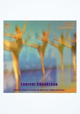 Laurent Choukroun Ballet Class Music Vol 19 frontal.