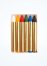 Ceras de maquillaje Multicolor #2. [Multicolor]