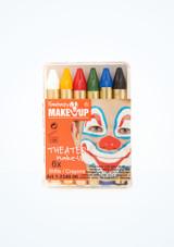 Ceras de maquillaje Multicolor. [Multicolor]
