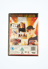 StreetDance: The Moves DVD trasera.
