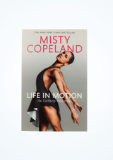 Life in motion: An Unlikely Ballerina  Libro imagen principal.