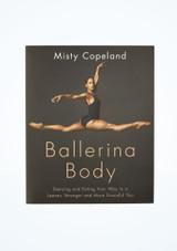 Ballerina Body  Libro imagen principal.