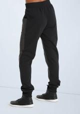 Weissman Woven Metallic Jogger Pants