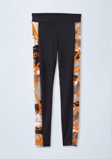Weissman Tie Dye Print Leggings