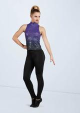 Weissman Ombre Sequin Performance Top