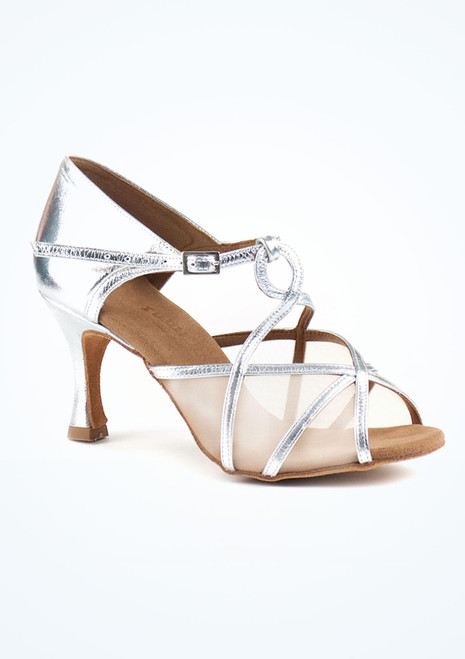 Rummos Zapatos Jasper Plata 7cm*. [Plata]