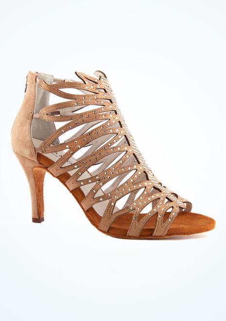 Zapato de baile Harper de Anna Kern de 7.62 cm Marrón Claro imagen principal. [Marrón Claro]