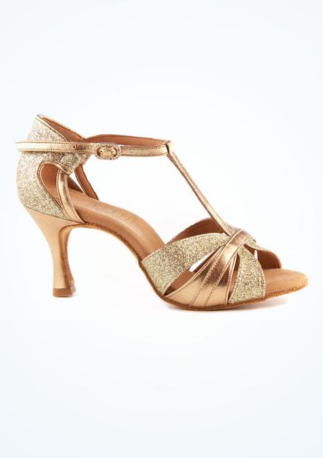 Zapatos de baile Ava Rummos de 6 cm Oro imagen principal. [Oro]