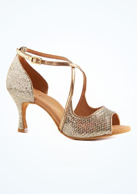 Zapatos de baile Ria Rummos de 6 cm Plata imagen principal. [Plata]