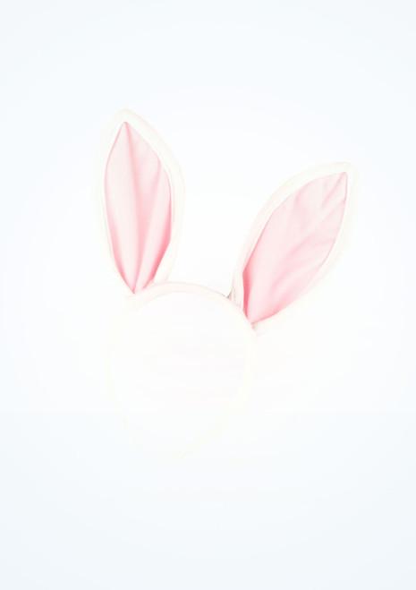 Orejas de conejo Blanco. [Blanco]