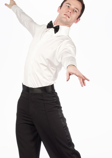 Move Diego hombre camisa salón White [Blanco]